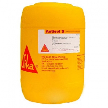 ANTISOL S DUNG DỊCH SILICAT